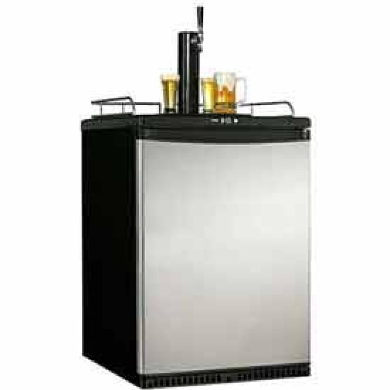 Danby Single Faucet Kegerator 5.8 CU - Altitude Adjusted
