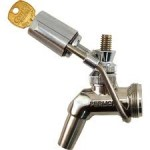 Faucet Lock for Perlick 630, 307, 308, 312x, 408, 410, 425 & 525 series faucets