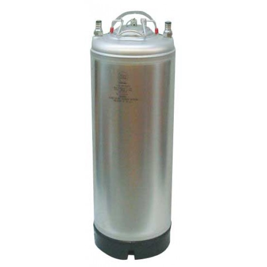 15C07 Stainless Steel Corney Keg