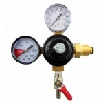 Nitrogen Regulator Dual Gauge - TapRite
