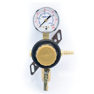 Secondary Regulator Single Gauge - TapRite